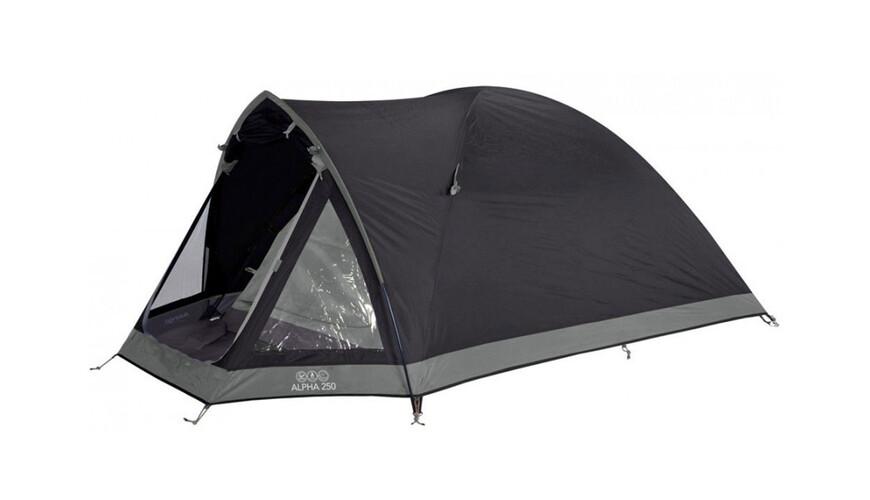 Vango Alpha 250 - Tente - noir